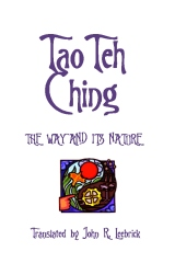 Tao Teh Ching:The Way and Its Nature
