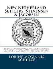 New Netherland Settlers: Stevensen & Jacobsen