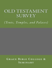 Old Testament Survey - (Tents, Temples, and Palaces)