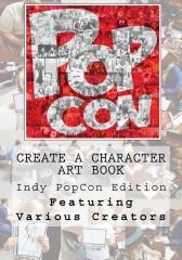 Create a Character Art Book - PopCon edition