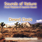 DESERT OASIS (Sounds of Nature Series)