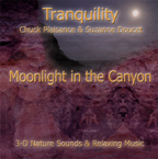 MOONLIGHT IN THE CANYON (Tranquility Series)