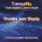 THUNDER OVER SHASTA (Tranquility Series)