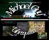 Unrequited 2010vrs. by jazz pianist Michael Guy