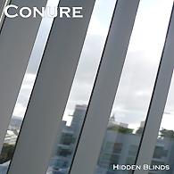 """Conure """"Hidden Blinds"""""""