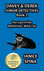 Davey & Derek Junior Detectives Series Book 2