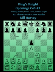 King's Knight Openings C40-49 Including Philidor, Petrov, Scotch, and Four Knigh