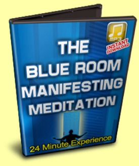The Blue Room Manifesting Meditation