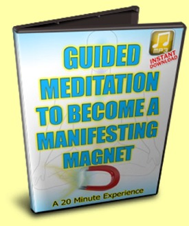 Guided Meditation to Become a Manifesting Magnet