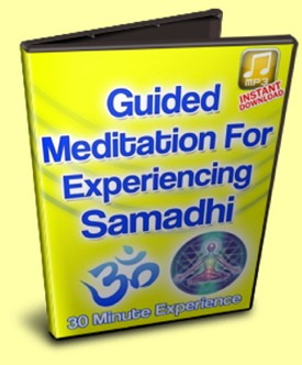 Guided Meditation for Experiencing Samadhi