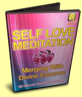 Self Love Meditation - Merge with Divine Essence