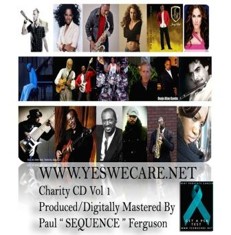 WWW.YESWECARE.NET Charity CD VOL 1
