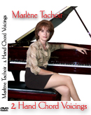Marlene Tachoir - 2 Hand Chord Voicings for Piano