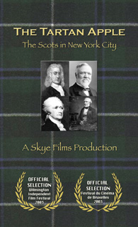 The Tartan Apple: the Scots in New York City