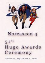 Noreascon 4 - 51st Hugo Awards Ceremony