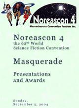 Noreascon 4 - Masquerade - Presentations and Awards