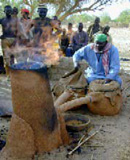 From Iron Ore to Iron Hoe: Smelting Iron in Africa