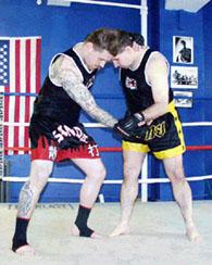 2005 Combat Sports Camp Vol 2