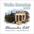 Violin Sonatas 1 & 2