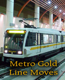 Metro Gold Line Moves