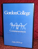 Gordon College Commencement Ceremonies 2006