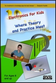 """""""Electronics For Kids"""", Where Theory and Practice Meet"""