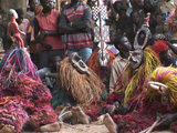 African Art in Performance: The Winiama Masks of the Village of Ouri, Burkina Faso