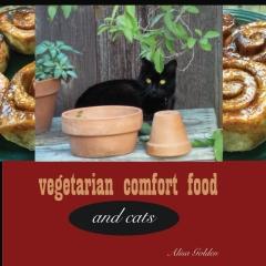 Vegetarian Comfort Food and Cats