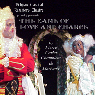 The Game of Love and Chance, by Marivaux