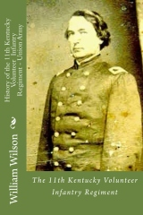 History of the Eleventh Kentucky Volunteer Infantry Regiment - Union Army