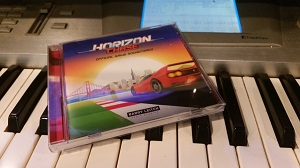 Horizon Chase Official Soundtrack