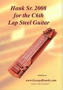 Lap Steel Guitar Instructional DVD GeorgeBoards Hank Sr. 2008