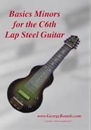 Lap Steel Guitar Instructional DVD GeorgeBoards Basics Minors (NTSC)