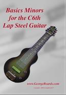 Lap Steel Guitar Instructional DVD GeorgeBoards Basics Minors (PAL)