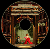 """DISK 3 Miniature Theater Production - ALICE """"I Feel So Me Now!"""" Musical Theater Arts Volume 1"""