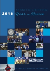 Journey to Centennial 2016 Year In Review