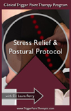 Clinical Trigger Point Therapy Protocol For Stress Relief & Postural Correction