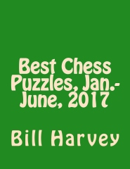 Best Chess Puzzles, Jan.-June, 2017