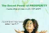The Secret Word of Prosperity