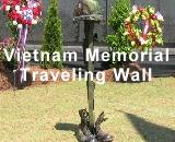 Vietnam Memorial Traveling Wall
