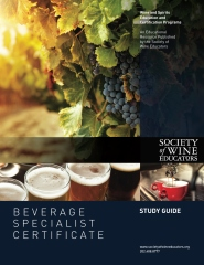 Beverage Specialist Certificate Study Guide