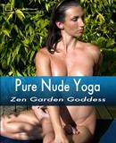 Pure Nude Yoga - Zen Garden Goddess
