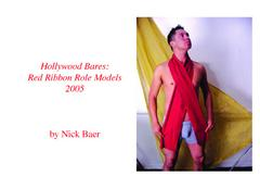 Hollywood Bares - Red Ribbon Role Models