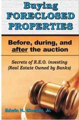 Buying Foreclosed Properties