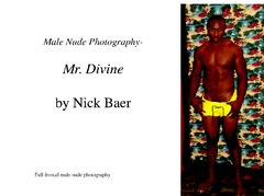 Male Nude Photography- Mr Divine