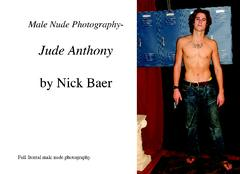 Male Nude Photography- Jude Anthony