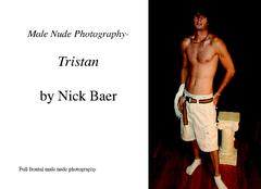 Male Nude Photography- Tristan