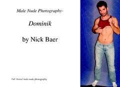 Male Nude Photography- Dominik