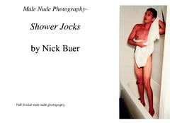 Male Nude Photography- Shower Jocks