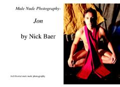 Male Nude Photography: Jon
